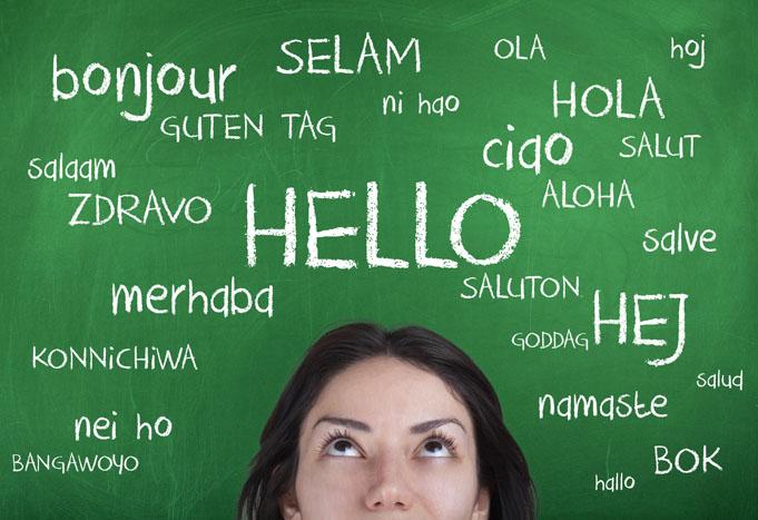 Lingue straniere